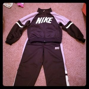 Nike track suit - 3T